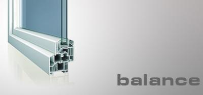 Realtherm Balance műanyag ablakok