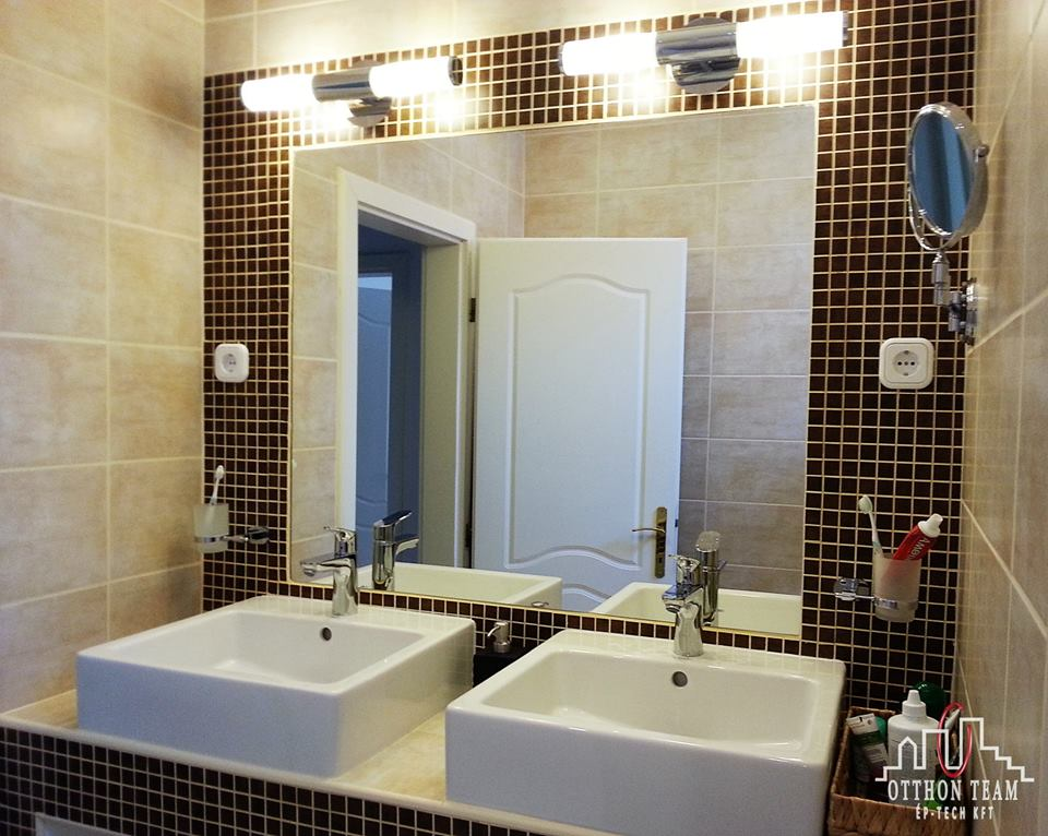 Fürdőszoba tervezés